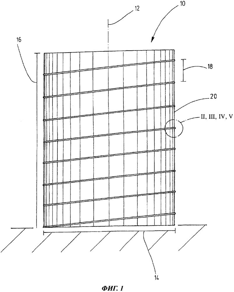 Контейнер, изготовленный из однослойной спирально изогнутой полосы листового металла