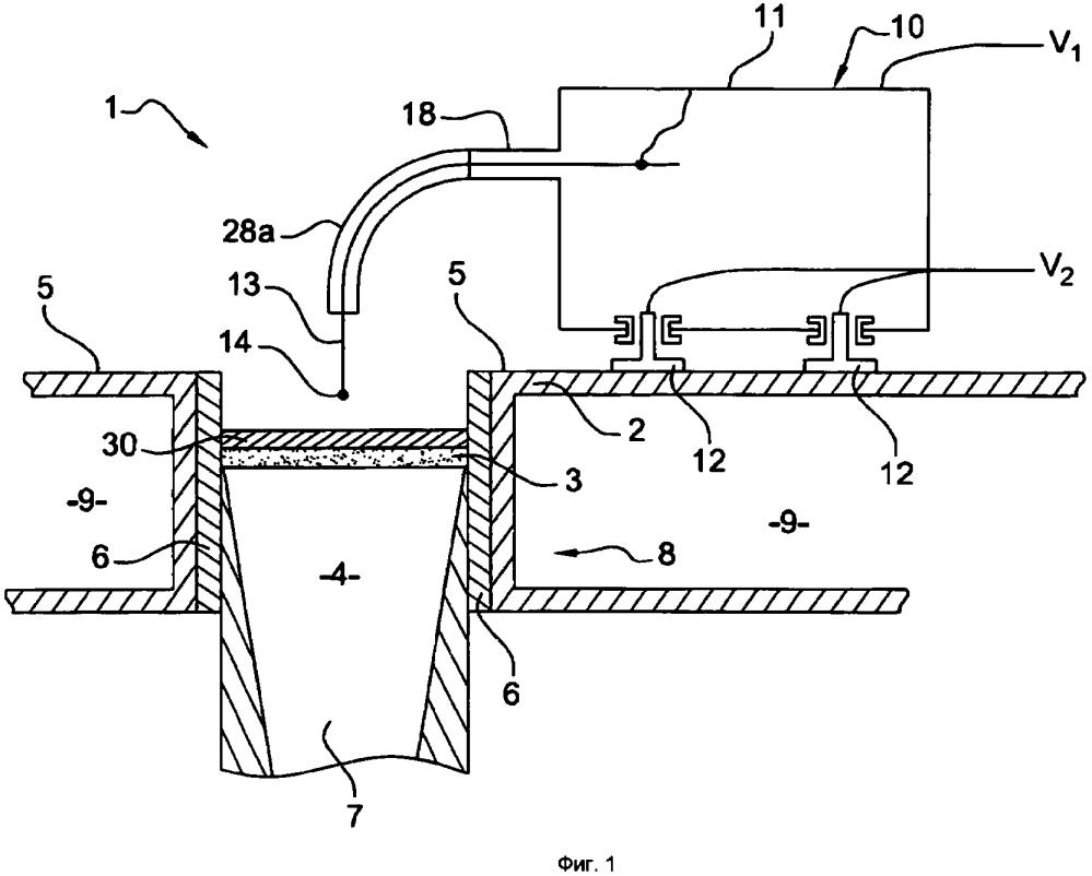 Устройство и способ (варианты) для измерения толщины шлака