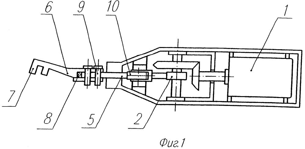 Устройство для сборки и разборки клинового соединения отсека летательного аппарата