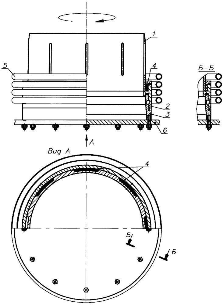 Способ разборки узла клеемеханического байонетного соединения металлических деталей