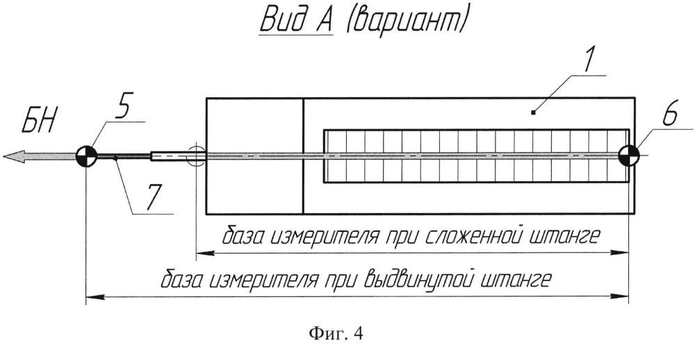 Способ азимутального прицеливания пусковой установки