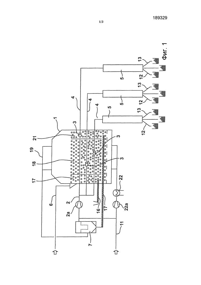 Электростатическое разделение смеси ценных веществ, например смеси минеральных солей, с помощью трубчатого сепаратора, а также устройство для электростатического разделения такой смеси ценных веществ с помощью трубчатого сепаратора, а также способ элетростатического разделения