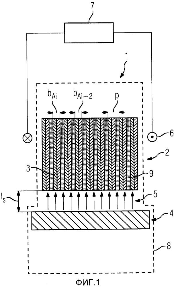 Электрическая машина с конструкцией с малой массой в магнитно активных частях