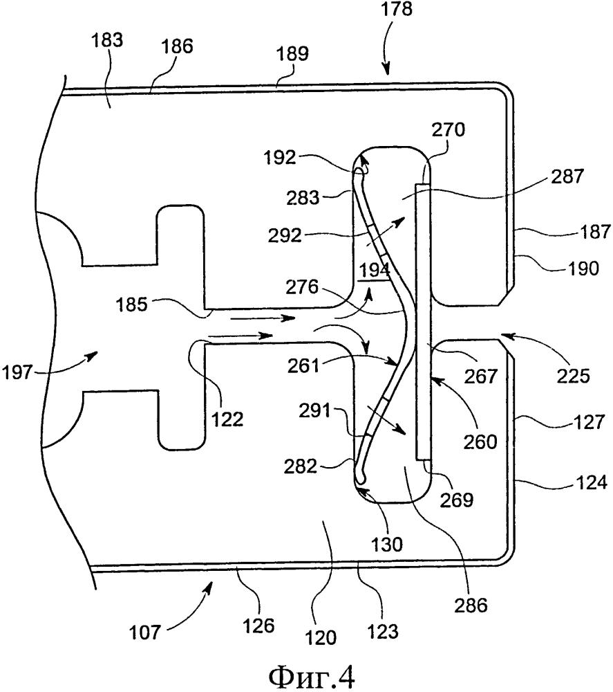 Уплотнительный узел переходного патрубка (варианты ) и турбомашина