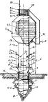 Способ компоновки и монтажа винтовым заглублением вертикальных блоков моноблочной/мультиблочной автозаправочной станции
