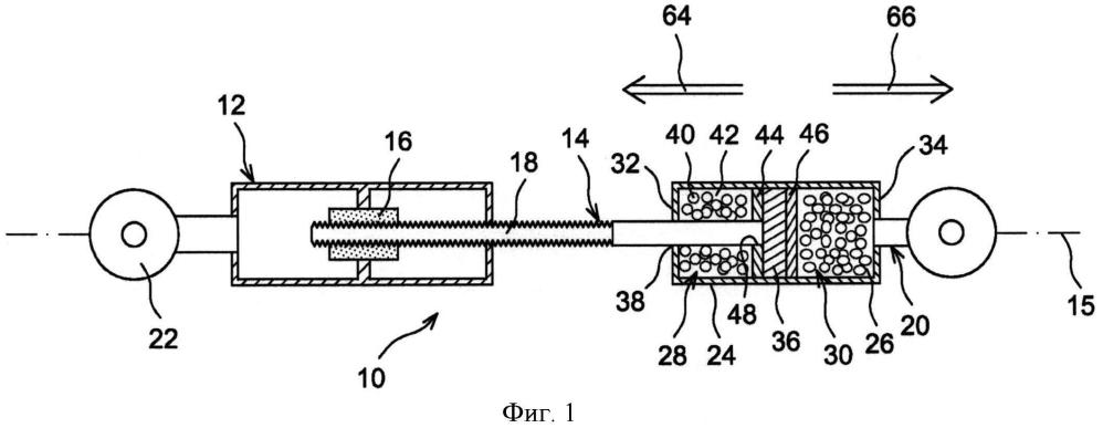 Электроцилиндр со средством ограничения нагрузки и ракета-носитель с соплом, управляемым таким электроцилиндром