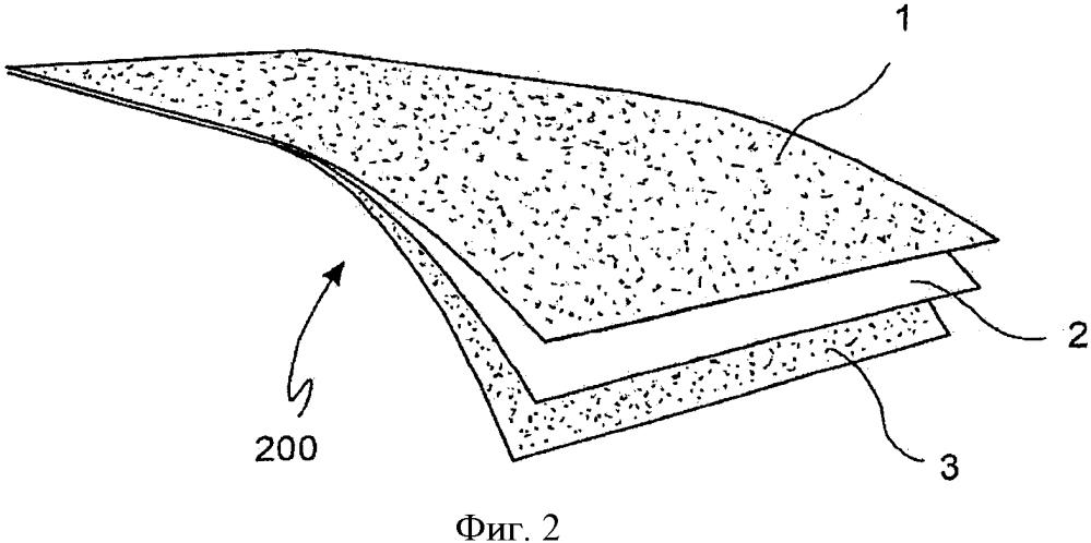 Лист, обеспечивающий водонепроницаемость стен и чердачных помещений зданий, а также изолирующие панели, подходящие для ограничения распространения микроорганизмов и насекомых