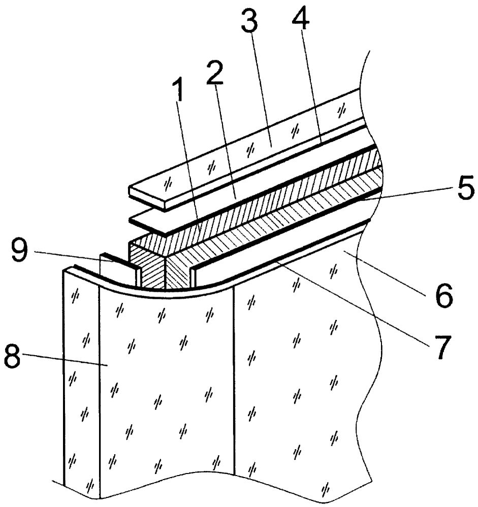 Способ изготовления фасадных поверхностей мебели