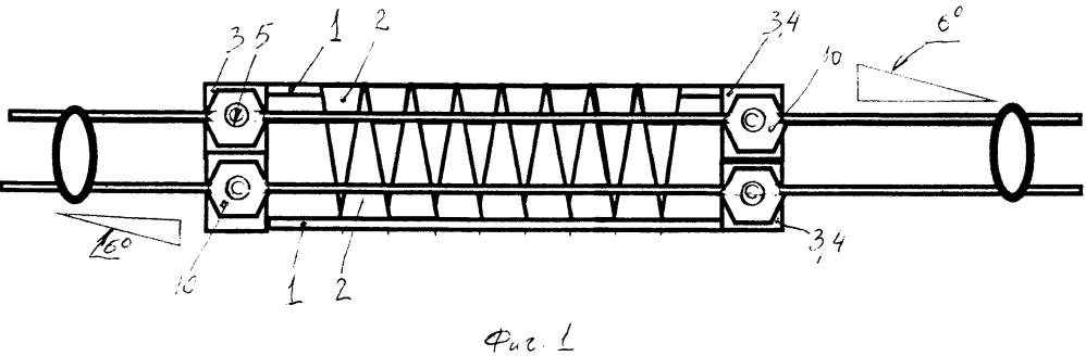 Зубчатое изделие с двухсторонней направленностью режущих лезвий