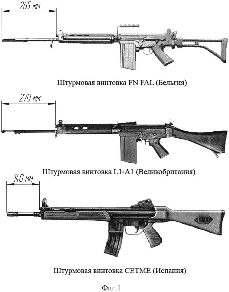 Устройство для метания ружейной гранаты при стрельбе пулевыми патронами