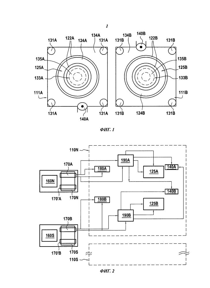 Электрическая двигательная установка со стационарными плазменными двигателями