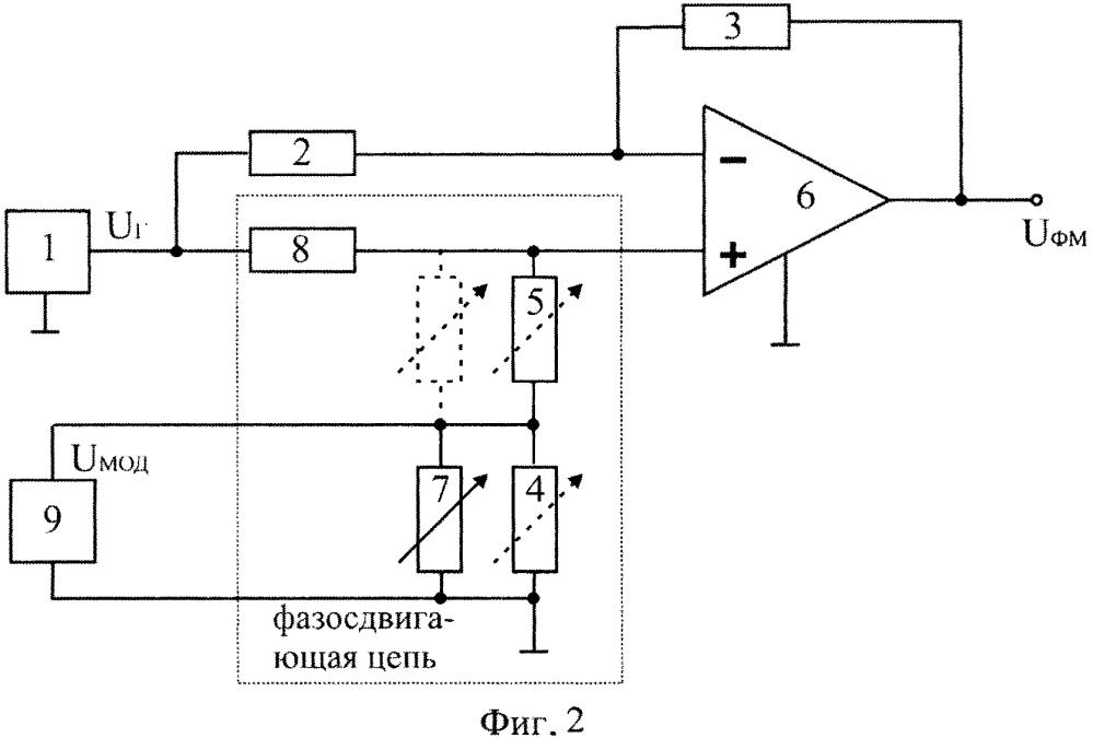 Фазовый модулятор