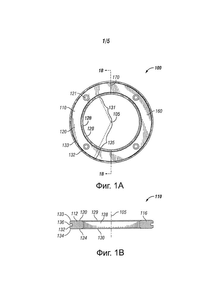 Стопорное направляющее кольцо для скважинного инструмента и способы его изготовления