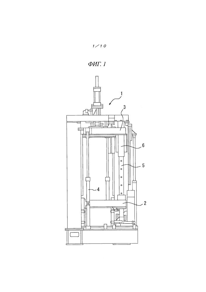 Способ замены компонента оборудования пресс-формы для вулканизации шины