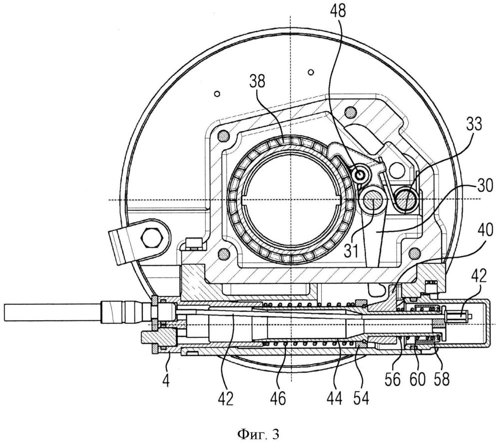 Тормозной цилиндр пружинного аккумулятора энергии