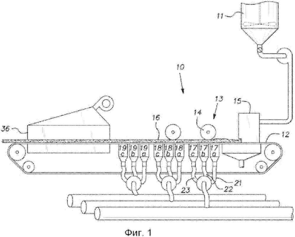 Система и способ осушения основания мата для звукоизолирующей плиты