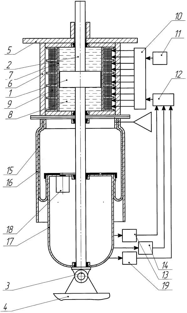 Способ демпфирования колебаний системы и устройство для его осуществления