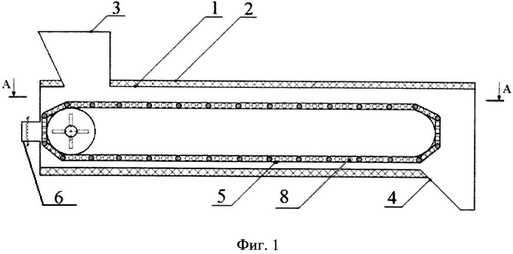 Устройство для сушки свекловичного жома
