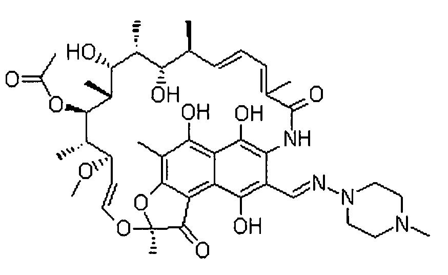Пероральный твердый препарат комбинированного противотуберкулезного лекарственного средства и способ его получения