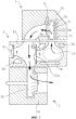 Двигатель внутреннего сгорания с наддувом и способ эксплуатации такого двигателя