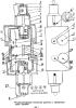 Четырехцилиндровый оппозитный двигатель с переменным ходом поршней