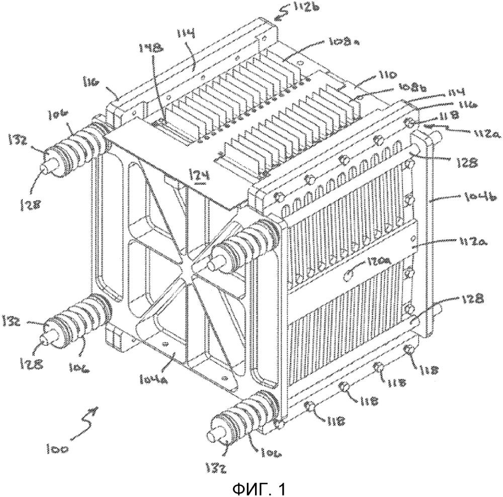 Многоэлементная аккумуляторная батарея