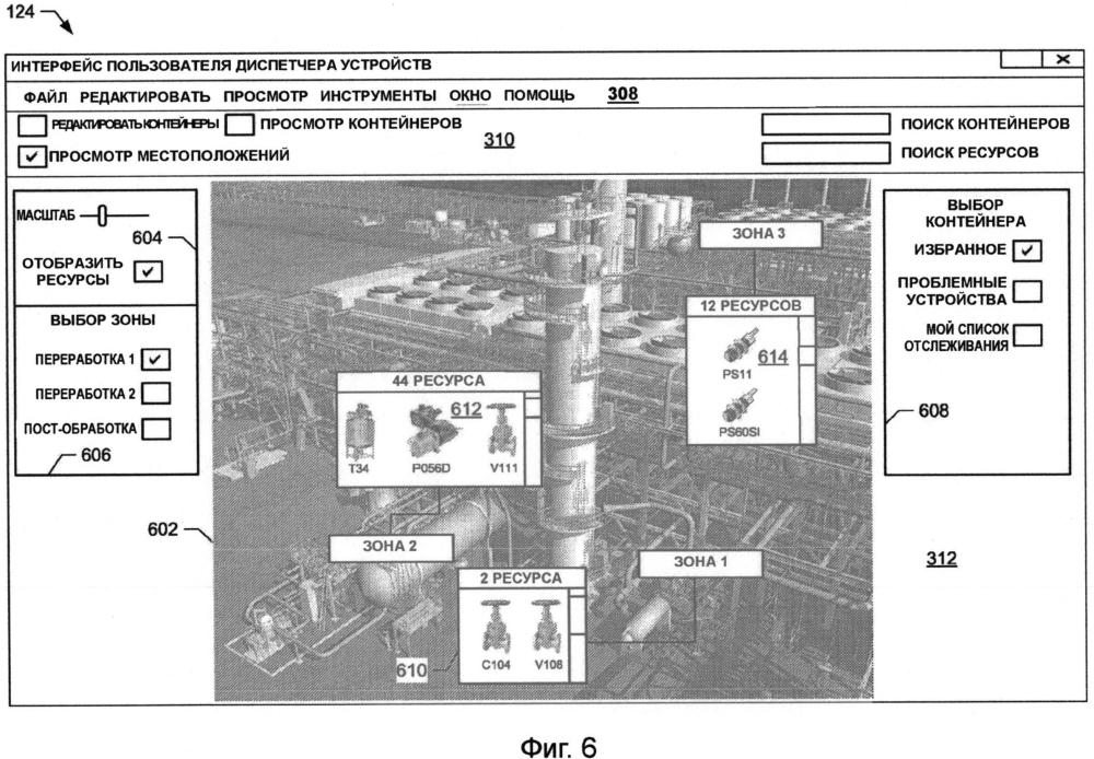 Способ и устройство управления ресурсами управления технологическим процессом