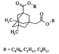 Способ получения диэфиров 5,7-диметил-3-карбокси-1-адамантилуксусной кислоты