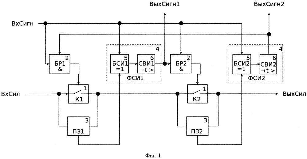 Устройство коммутации с контролем состояния и способ контроля состояния устройства коммутации