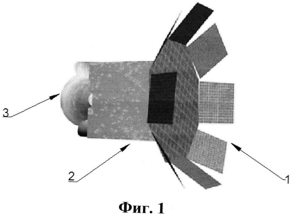 Солнечная космическая электростанция