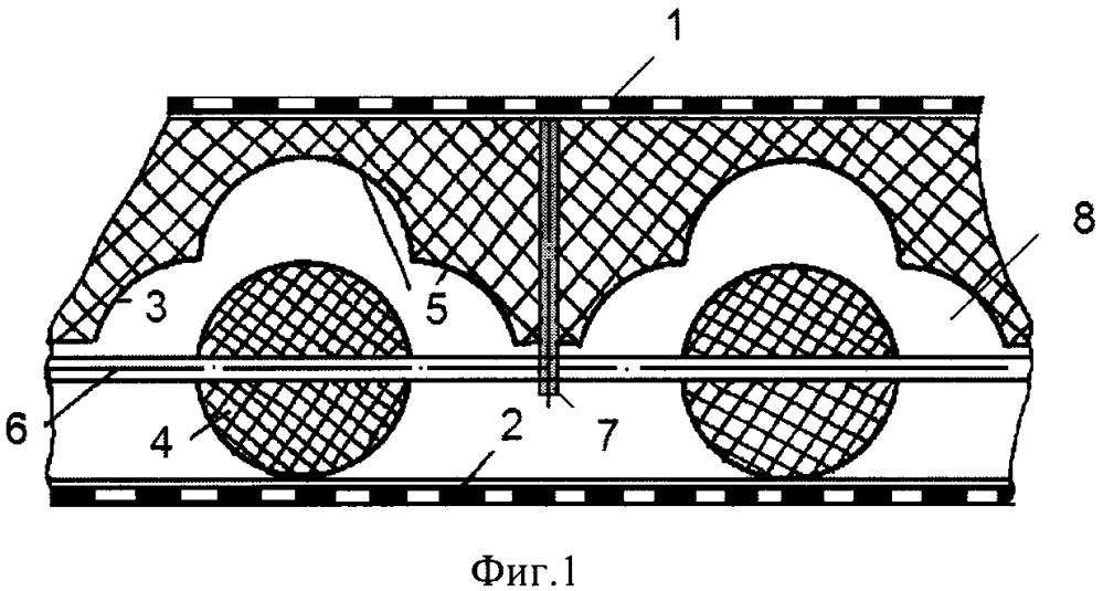 Звукопоглощающая конструкция кочетова