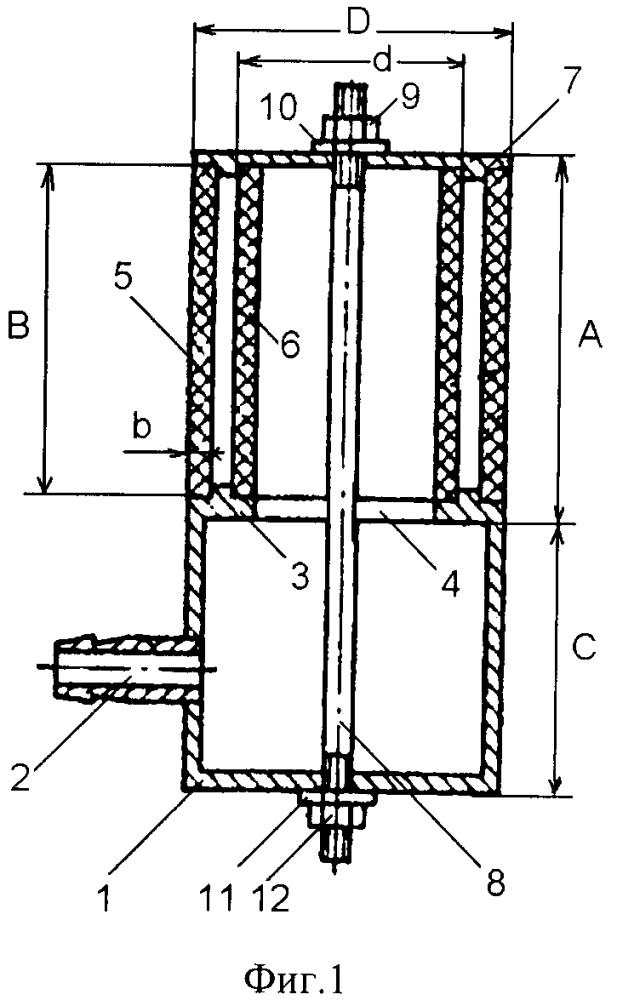 Аэродинамический глушитель шума кочетовых