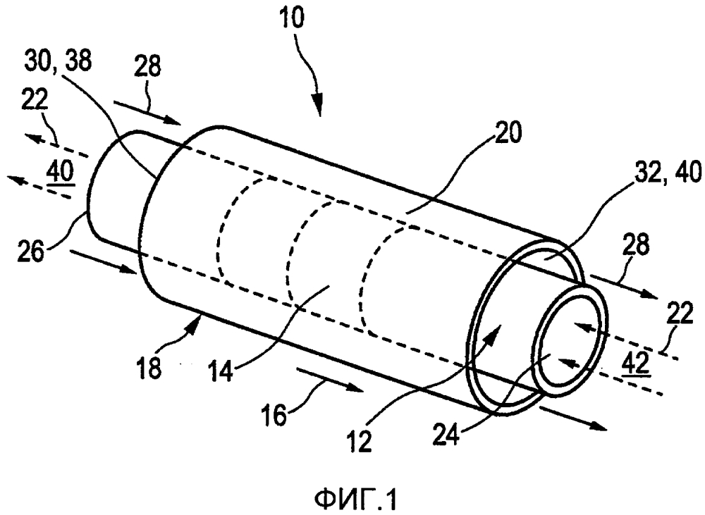 Способ уменьшения шума, производимого трубами, и конструкция трубы