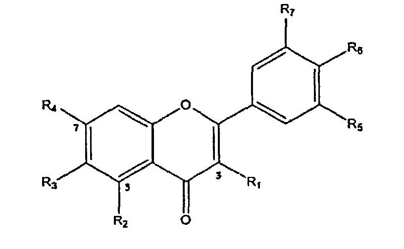 Кварцетин для придания коричневой окраски пищевым поверхностям