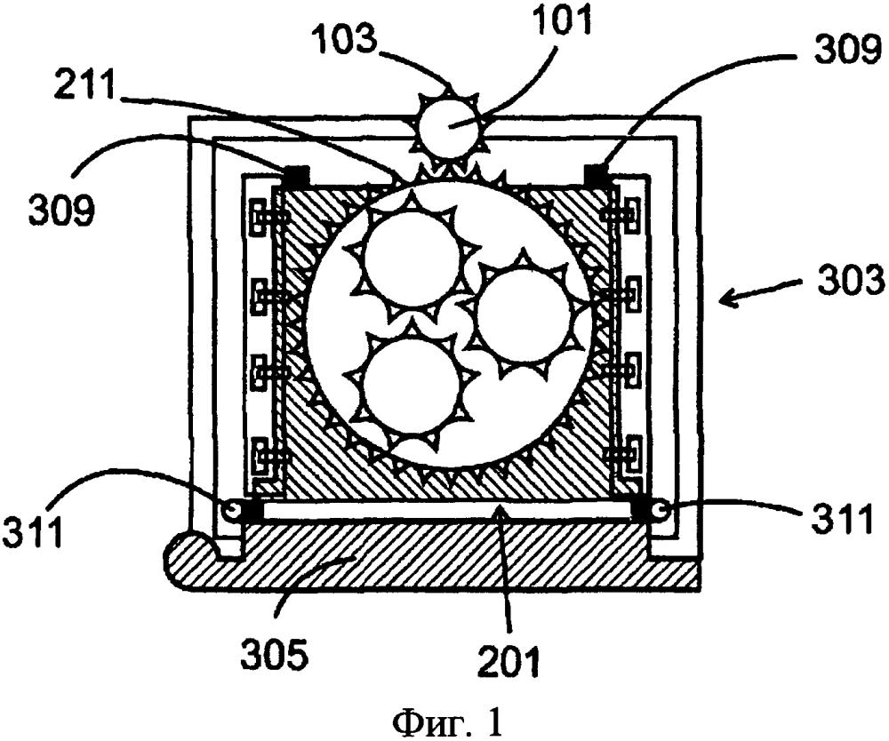 Установка и способ для вакуумной обработки изделий