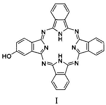 Способ получения лиганда 2-гидроксифталоцианина