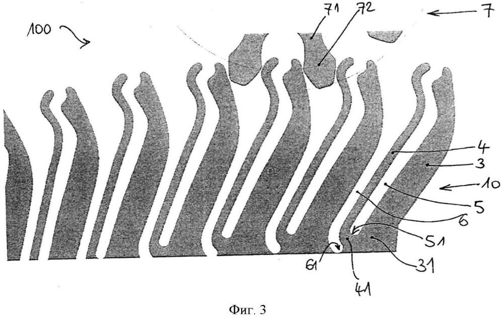 Колесо с гибким зубчатым венцом