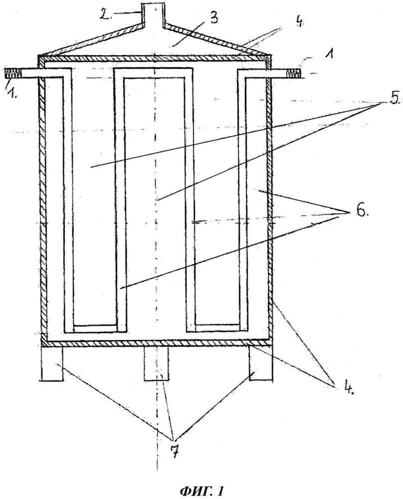 Энергетический модуль и способ использования тепловой энергии, получаемой в ходе аэробного процесса