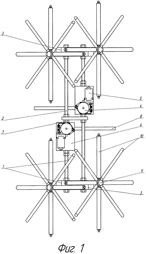 Навивочная машина волоконно-оптического кабеля