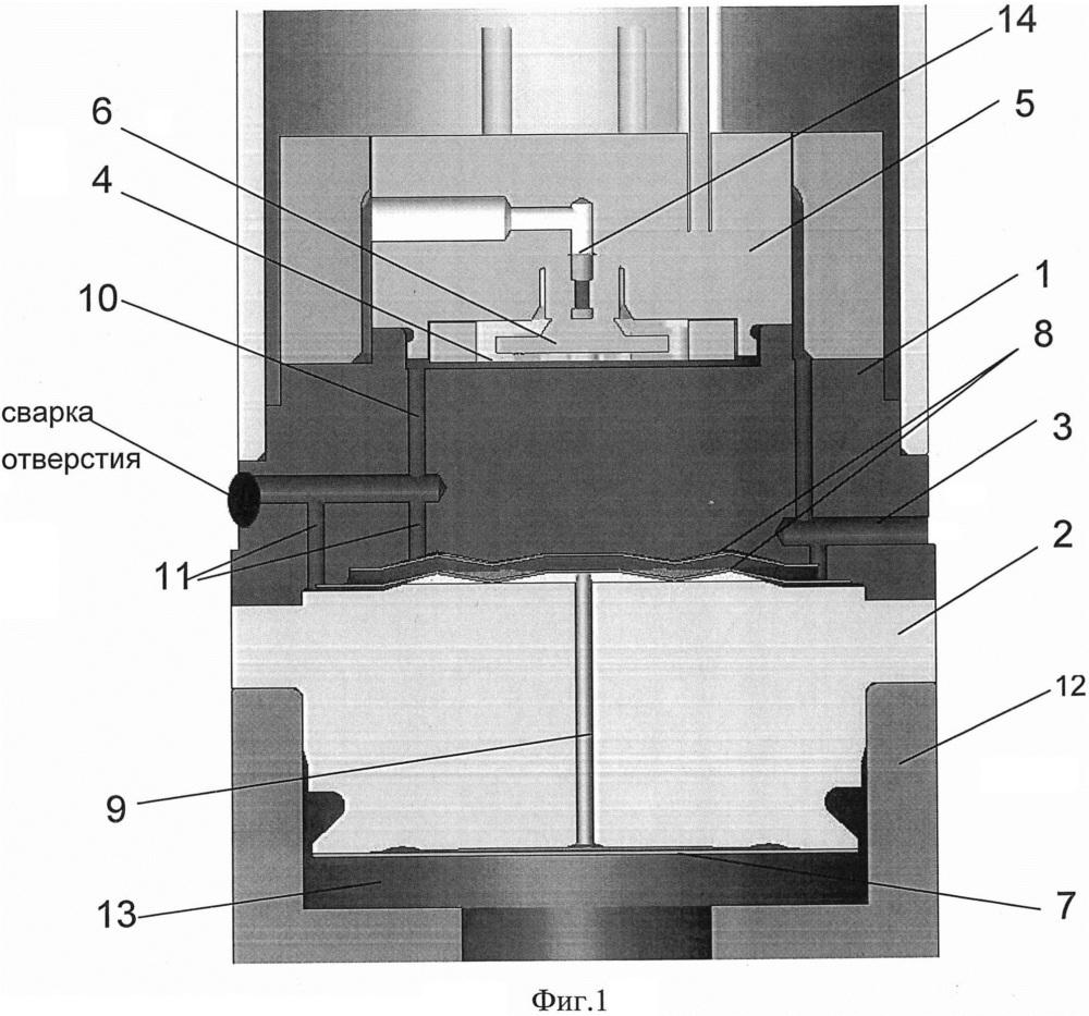Датчик избыточного и абсолютного давления с защитой от высокого перегрузочного давления