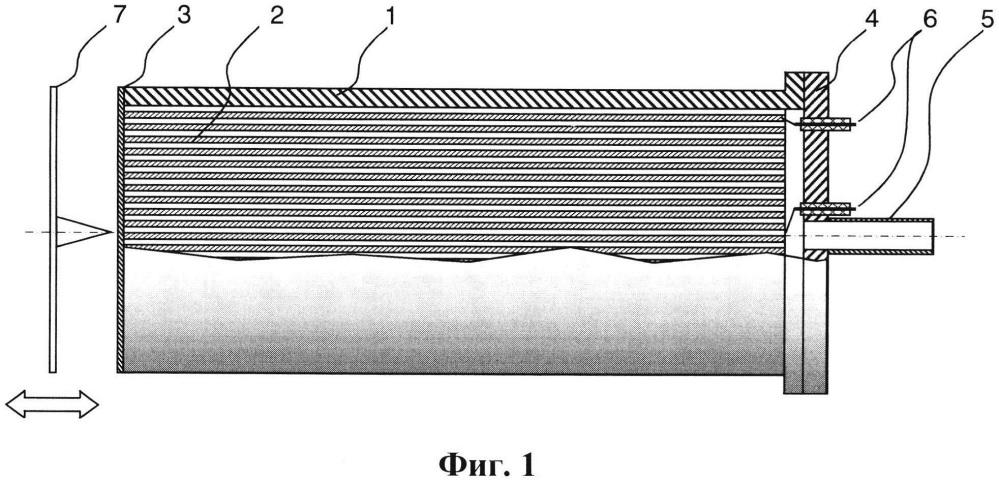 Аккумулятор для хранения водорода в связанном состоянии и картридж для аккумулятора