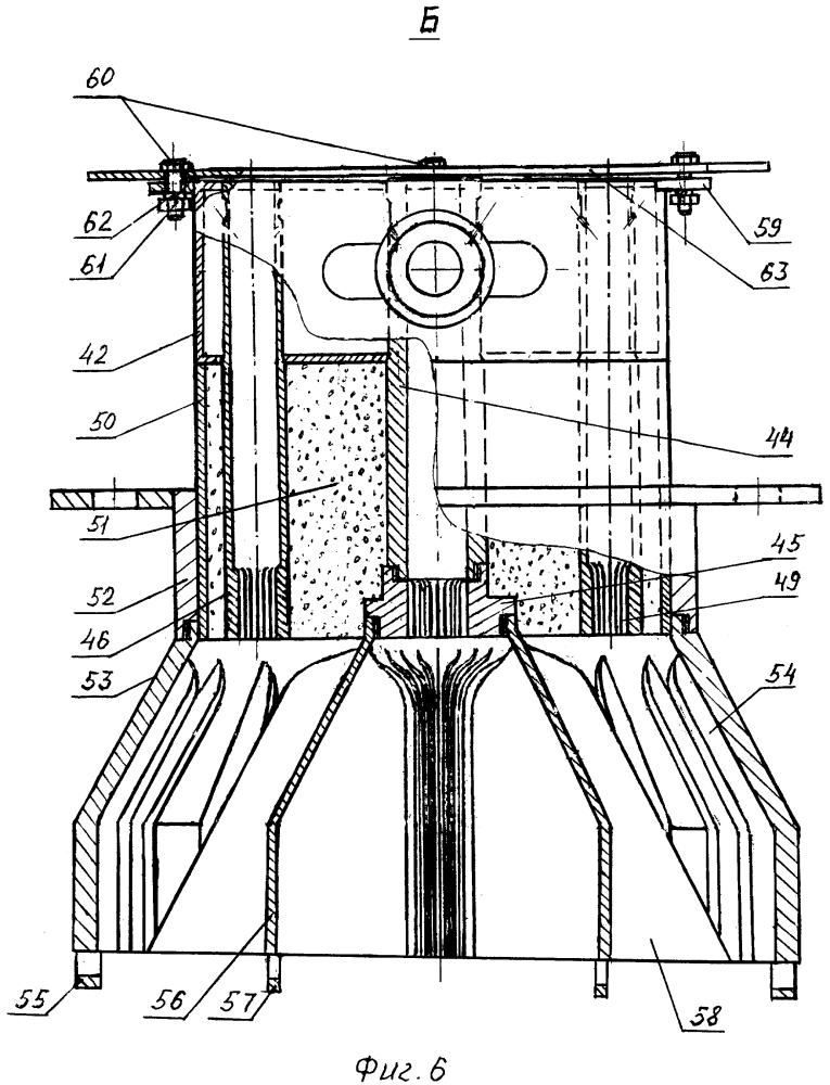 Роторная наклонная печь
