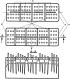 Способ формирования самообжигающегося анода алюминиевого электролизера с верхним токоподводом