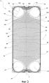 Пластина теплообменника и пластинчатый теплообменник, содержащий такую пластину теплообменника