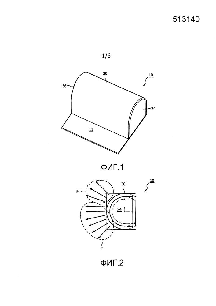 Светодиодный светильник, имеющий смешивающую оптику