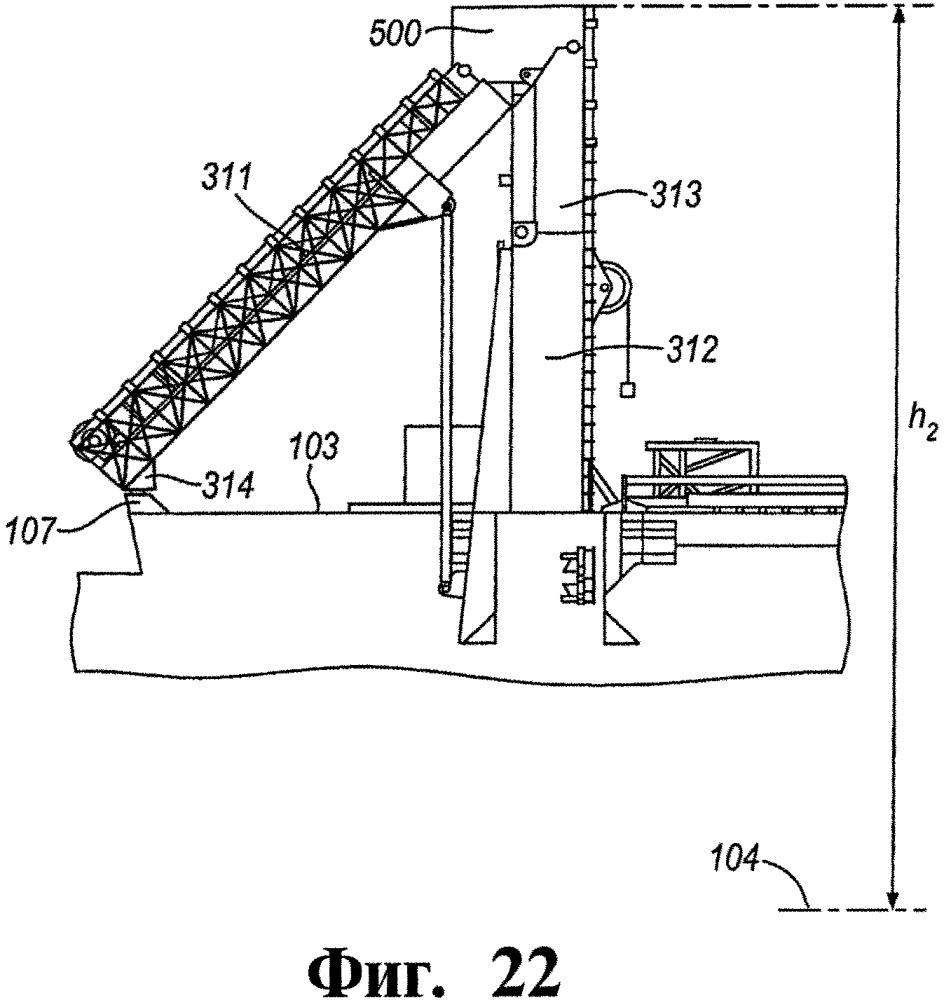 Трубоукладочное судно (варианты) и способ укладки трубопровода (варианты)