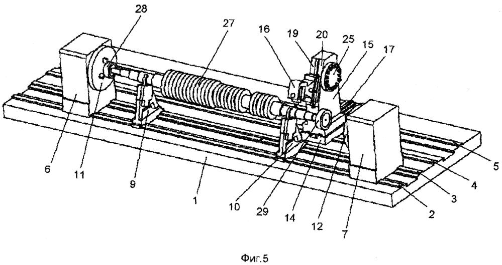 Способ токарной и/или фрезерной обработки роторов турбин и крупногабаритных валов
