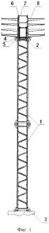 Универсальная опорная конструкция (эстакада)