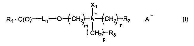 Композиции твёрдых удобрений, предотвращающие слёживание, включающие соединения четвертичного аммония со сложноэфирной группировкой