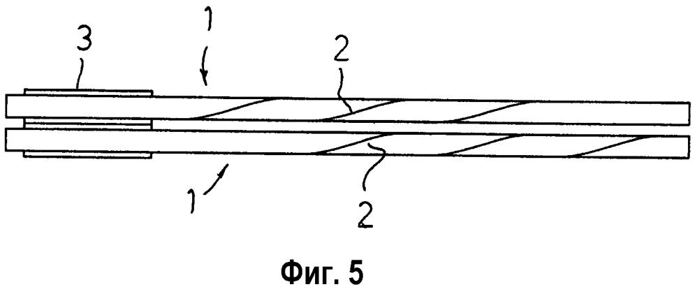 Протягивающий элемент для протягивания ленточных материалов